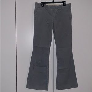 Corduroy women's pants